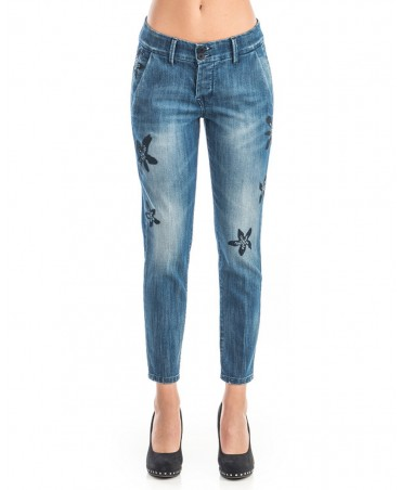 PANTALON DENIM SOS