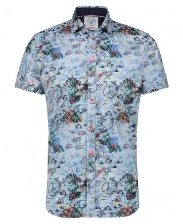 CAMISA A FISH NAMED FRED