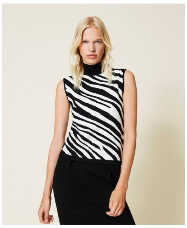 TOP  TWINSET