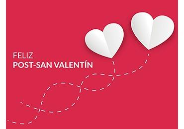 ¿Crees en el post-San Valentín?